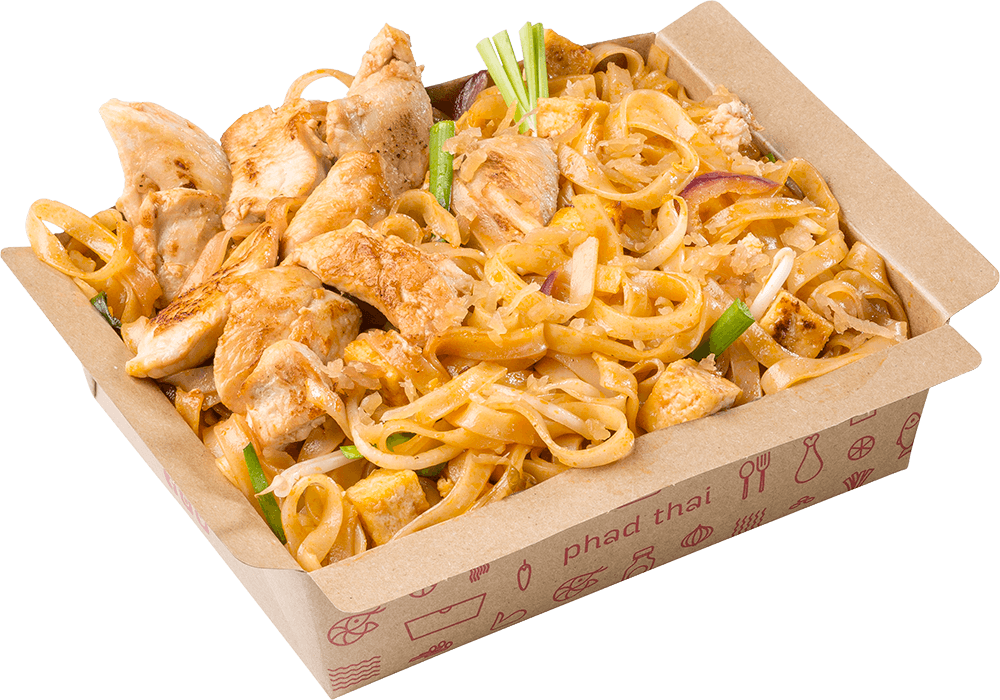Pad Thai Chicken