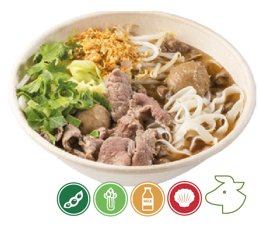 Bangkok Noodle Soup
